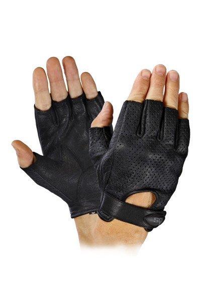 ... SQ Road 66 kožené rukavice bez prstů ... 0bae8c5a44