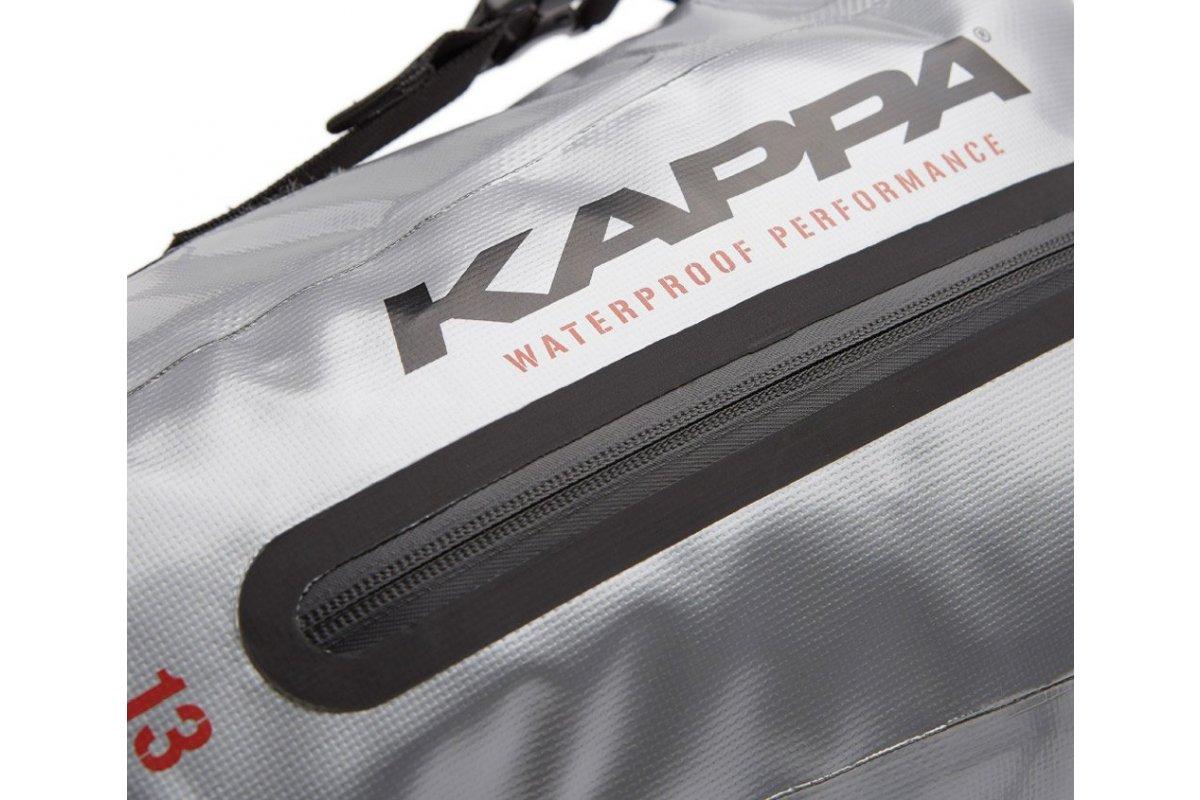 d144b3210f Kappa WA408S stříbrný batoh na motorku