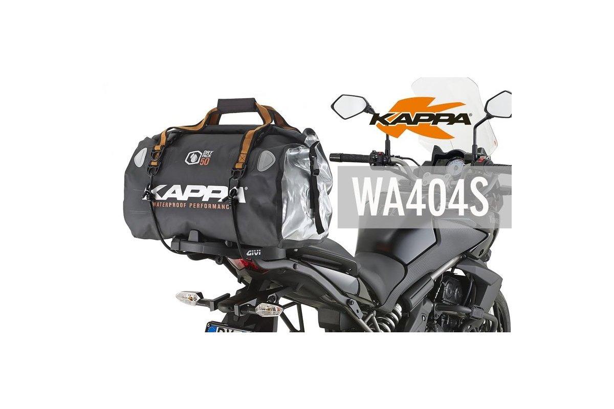 48b73bf94c Kappa WA404S nepromokavá zadní cestovní taška na motorku