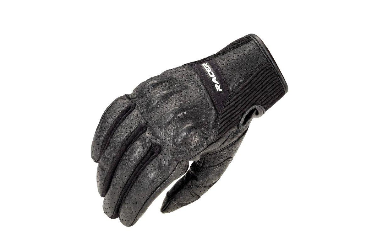 b44e79ea1cf Racer Stone Ladies dámské letní kožené rukavice na motorku