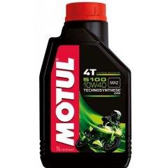 MOTUL 5100 ESTER 4T 10W40 1 litr, olej pro motorky