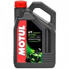 MOTUL 5100 ESTER 4T 10W40 4 litry, olej pro motorky