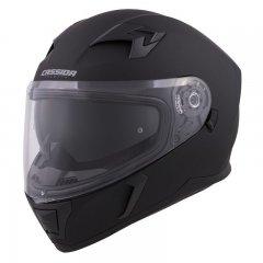 Cassida Integral 3.0 integrální černá matná helma na motorku