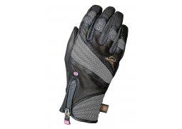 af3412dfbff Racer Donna Summer dámské kožené rukavice na motorku