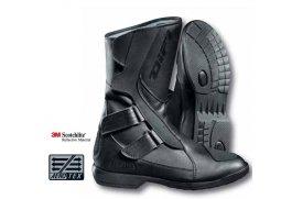 1a5a79fbf0f Boty na motorku Difi Journey nepromokavé kožené cestovní boty