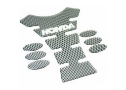 Tankpad Bike-It Honda, karbonový, 175mm x 220mm HONDA XL 600 V TRANSALP rok 87-04