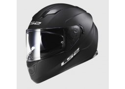 d4382d10cad LS2 FF320 STREAM černá matná integrální helma na motorku