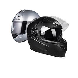 Helmy a přilby na motorku